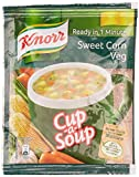 #3: Knorr Sweet Corn Veg Soup 12g