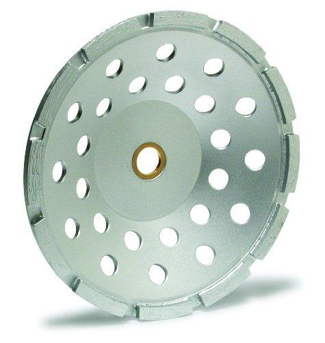 MK Diamond 155684 304CG-1 4-Inch Single Row Premium Cup Wheel by MK Diamond (Single-row Diamond Cup)