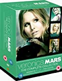 Veronica Mars TV Series Complete DVD Collection [19 Discs] Boxset : Seeason 1, 2, 3 + The Movie + Extras + Featurettes by Kristen Bell
