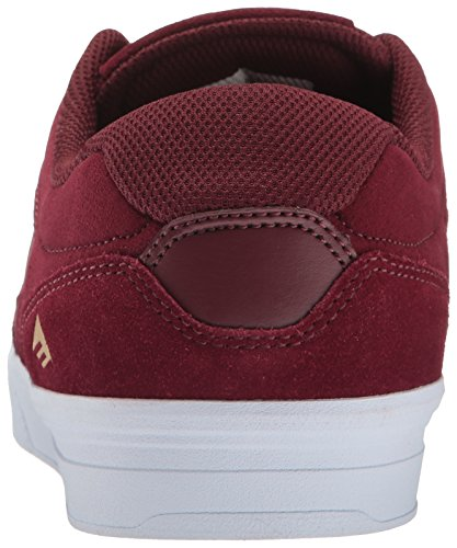 Emerica Empire G6 Tan/Gum BURGUNDY/WHITE