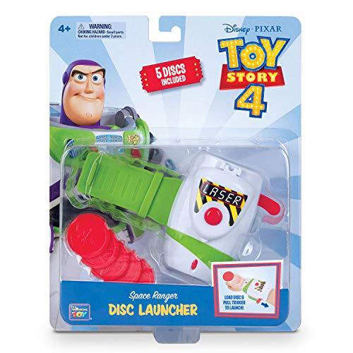 Toy Story 4 - Lanzador de discos de Buzz Lightyear (Bizak 61234496)