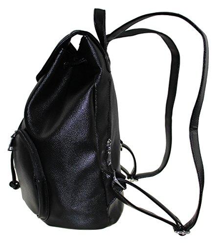 Tibes étanche Sac à dos cool Sac à dos pour Daypack scolaires garçons Noir