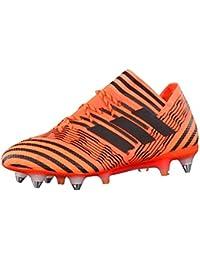 adidas Herren Fussballschuhe NEMEZIZ 17.1 SG SORANG/CBLACK/SOLRED 41 1/3