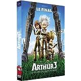 Arthur 3 - La Guerre des deux mondes / Luc Besson, réal. | Besson, Luc. Monteur. Scénariste. Antécédent bibliographique