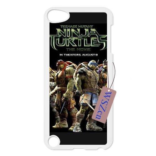Teenage Mutant Ninja Turtles hard Back Durable case for iPod Touch 5, DIY Teenage Mutant Ninja Turtles case