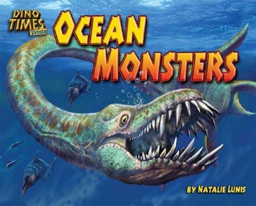 Ocean Monsters (Dino Times Trivia) by Natalie Lunis (2008-08-01)