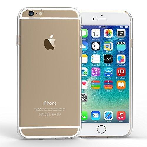 yousave-accessories-iphone-6-hlle-klare-ultradnn-silikon-gel-schutzhlle