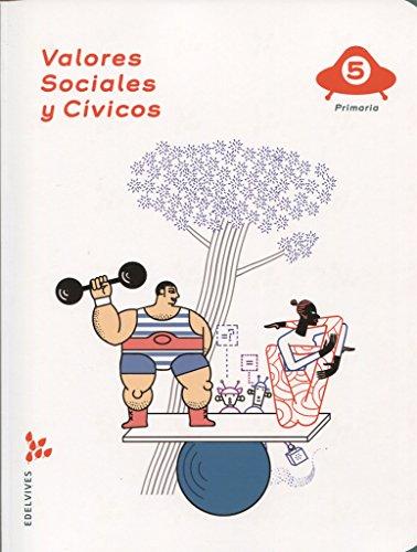 Valores Sociales y Cívicos 5º Primaria - 9788426397522