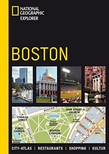 National Geographic Explorer Boston
