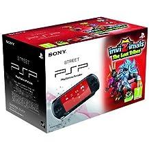 Console PSP Street (E1004) + Invizimals 3 : les tribus perdues + Caméra