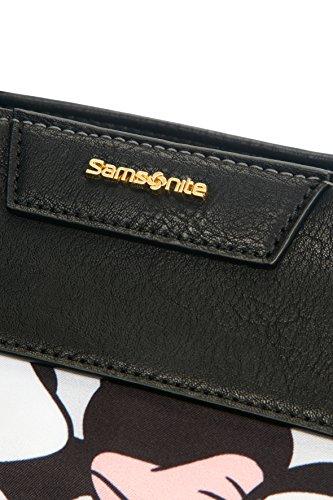 SAMSONITE Disney Forever - Shoulder Bag Bolso Bandolera, 48 cm, 17 Liters, (Minnie Pastel)