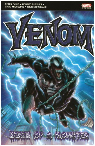 Venom : birth of a monster