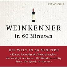 CD WISSEN - Weinkenner in 60 Minuten, 1 CD