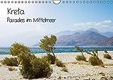 Kreta - Paradies im Mittelmeer (Wandkalender immerwährend DIN A4 quer): Kreta - außergewöhnliche Ansichten einer außergewöhnlichen Insel. ... [Kalender] [Nov 27, 2015] Schaberl, Stephan - Stephan Schaberl