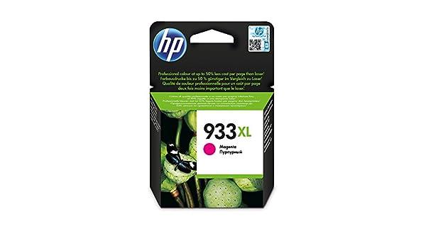 HP CN055AE#BGX - CN055AE#BGX - 933XL MAGENTA OFFICEJET: Amazon.co.uk ...