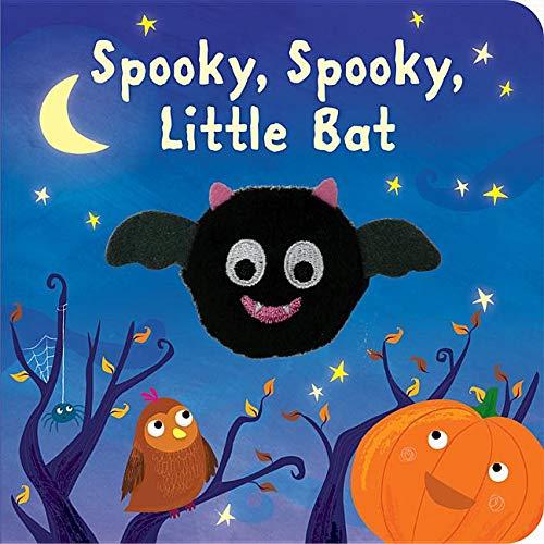 Spooky, Spooky Little Bat (Finger Puppet)