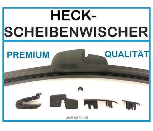"""40cm 16\"""" Heckwischer Golf II , Multivan T5, Caddy II * Heckscheibenwischer 400mm Scheibenwischer"""