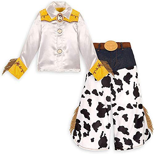 Disney Store Jessie Girls Costume Cowgirl Toy Story 3 Size Large 10 (Girl Toy Story)
