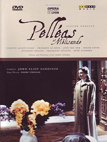 Debussy - Pelléas et Mélisande [(+booklet)] [Import anglais]