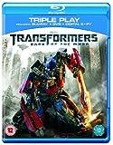 Transformers: Dark of the Moon – Triple Play (Blu-ray + DVD + Digital Copy) [Reino Unido] [Blu-ray]