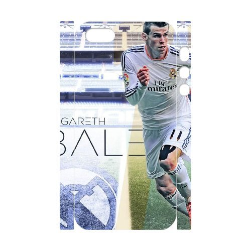 LP-LG Phone Case Of Gareth Bale For iPhone 5,5S [Pattern-6] Pattern-1