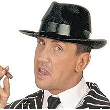 Kleidung & Accessoires Schwarze Satin Krawatte schwarz Blues Brothers Schlips Fasching Binder Kostüm