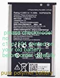 apbrothers pure polymer C11P1501 Battery For ASUS Zenfone 2 Laser, ZE601KL, ZE550KL, ZD551KL Selfie ( please check C11P1501 printed on your old battery before order )