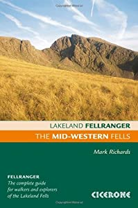 The Mid-Western Fells (Lakeland Fellranger), by Mark Richards