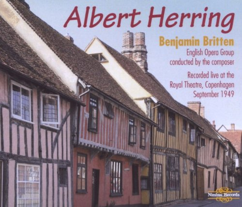 Albert Herring - Usa Cross Century