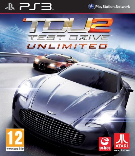Test Drive Unlimited 2 [Spanisch Import]