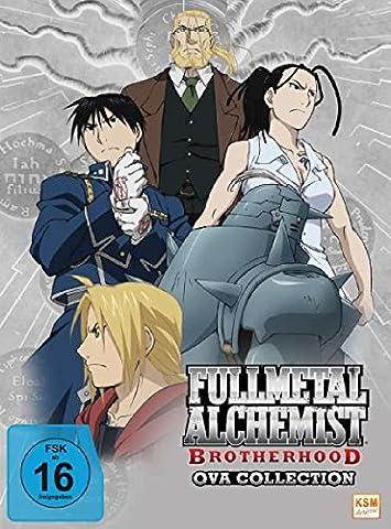 Fullmetal Alchemist: Brootherhood OVA Collection (mit Schuber) (Collection 4 Dvd-set)