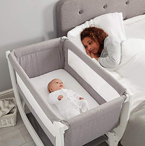 Shnuggle Air Cot Conversion Kit Shnuggle Extends the life of the Shnuggle Air Bedside Crib from 6 months up to 2 years* Large, dual-view mesh sides promote breathability and allow you to see your little one more easily. Uniquely designed Air-Flow Mattress (sold separately), with a hypo-allergenic fibre core providing 50% more breathability than a standard foam mattress** 7