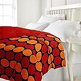 Monil Poly Dots Single Bed Reversible AC...
