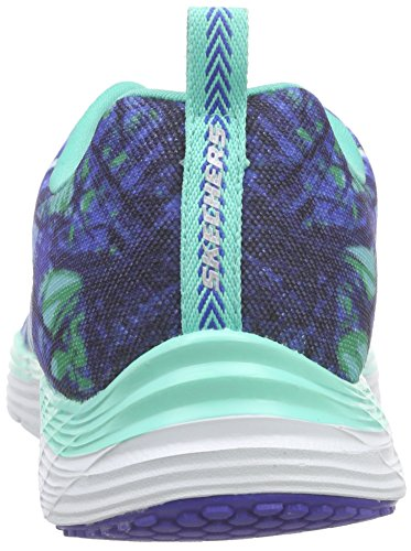 Skechers Damen ValerisMai Tai Sneakers Blau (NVAQ)