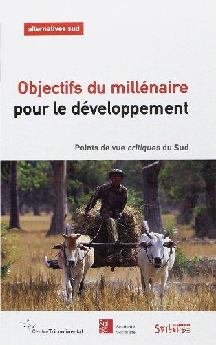 Objectid du millénaire pour le développement