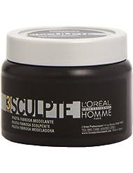 L'Oréal Professionnel - Pâte Fibreuse Sculptante pour Cheveux - Sculpte - 150 ml