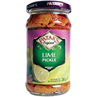 Pataks | Lime Pickle - Medium/Hot | 6 x 283G