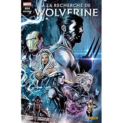 Wolverine (fresh start) Nº4
