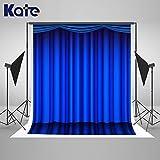 Kate Microfiber Fondale 5x7ft / 1.5x2.2 mRoyal blu Cortina Sfondo fotografico Sfondo di alta qualità può essere utilizzato per la decorazione di scena Party Venue Setting Setting