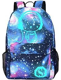 mochilas viaje, Sannysis mochilas escolares juveniles, Cielo luminoso (A)