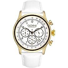 Reloj cuarzo para hombre Giovine Casanova Chrono OGI004/C/L/YG/BN/BN