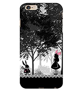 CUTE GIRL IN WOOD LAND Designer Back Case Cover for Apple iPhone 5C
