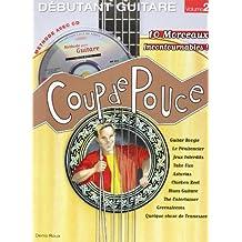 Denis Roux : Coup de pouce Guitare acoustique, tome 2 (+ 1 CD).