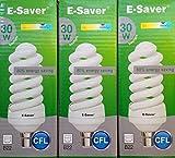 Best Full Spectrum Lightings - E-Saver - CFL Full Spiral - Energy Saving Review