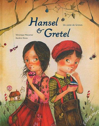 HANSEL ET GRETEL par Véronique Massenot