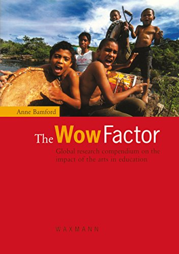 The Wow Factor: Global research compendium on the impact of the arts in education (English Edition)