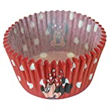 Disney Cupcake-Förmchen Minnie Maus, 24Stück