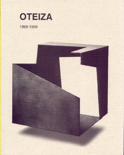 JORGE OTEIZA 1956-1959