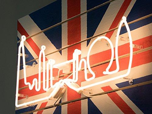 Legrazie Cadre Lumineux Artisanale : London Neon