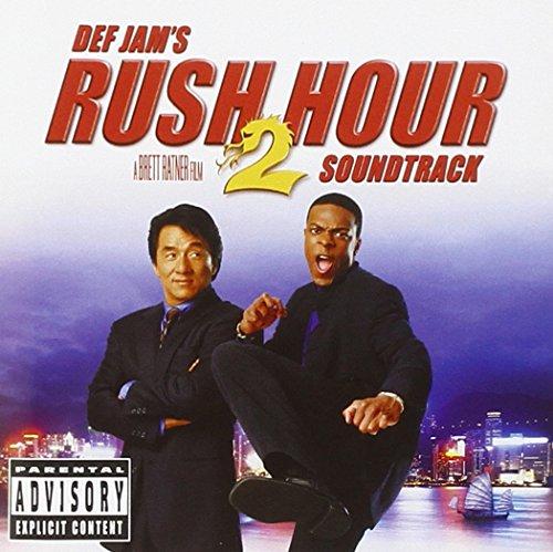 Rush Hour 2 Rush Vinyl-schallplatten